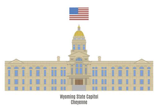 Wyoming State Capitol, Cheyenne