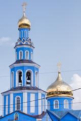 Golden Domed Monastery