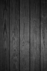 Dunkelgraue Holzbretter hochkant