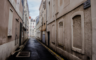 Dans les rues d'Angers
