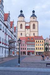 Rathaus mit St. Marien