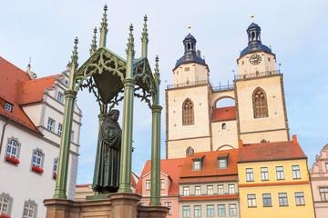 Luther und St. Marien