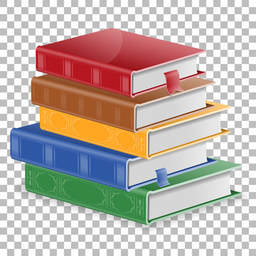 Education Concept with Books