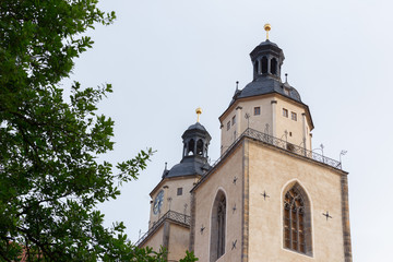Kirchtürme St. Marien
