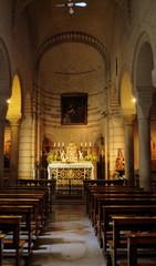 Chorraum im Dom Santa Maria Matricolare