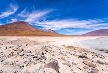 Laguna Blanca - Bolivie