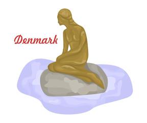 the denmark mermaid