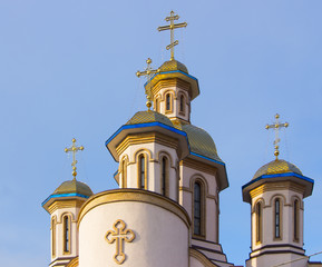 dome of the Orthodox Church