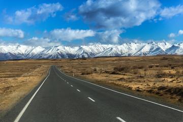 Neuseeland Canterbury Plains