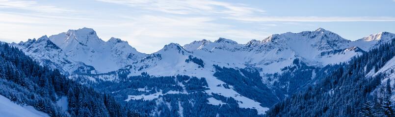 Großes Walsertal Panorama
