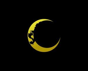 moon, world