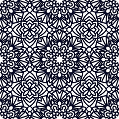 Square Pattern panel for laser cutting with mandalas. Kirigami filigree pattern frame. For wedding invitation, envelope, baby shower, postcards. Suitable for printing, engraving, metal, wood.