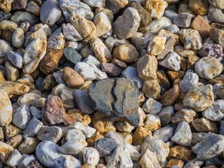 Kieselsteine Texture