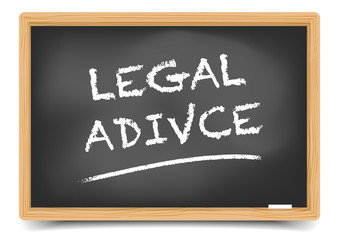 Blackboard Legal Advice