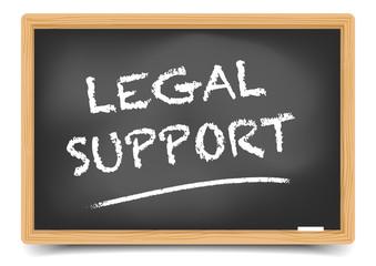 Blackboard Legal Support
