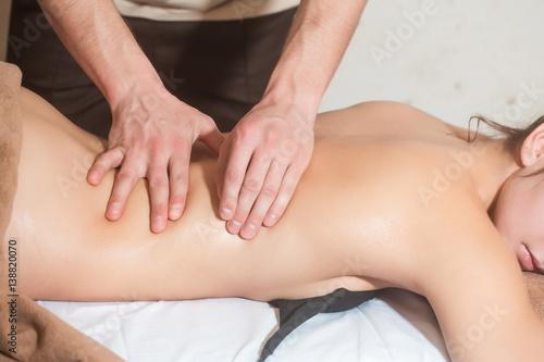 Sexy massaz