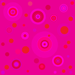 Colorful pink color background