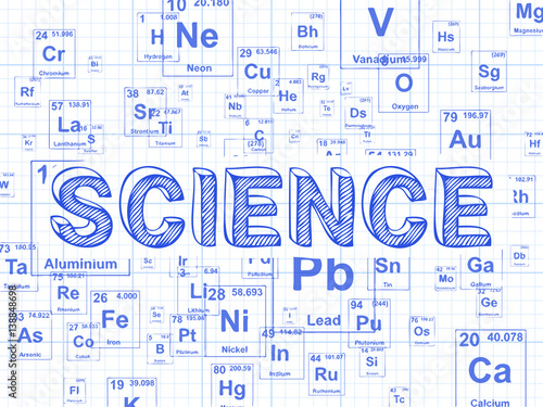 science element graph paper background stock image and royalty free