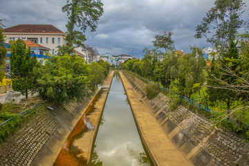 Da Lat City Vietnam