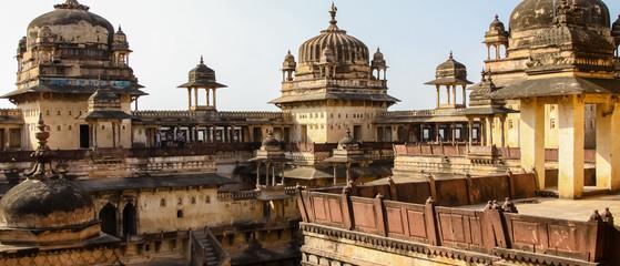 Jahangir Mahal, Orchha, Madhya Pradesh, India