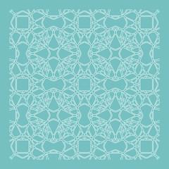 decorative pattern geometric ornament vector illustration