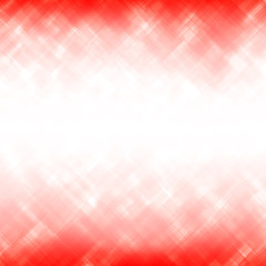 Abstract Red Background. Square Mosaic Pattern. Template Design for Banner, Poster, Flyer
