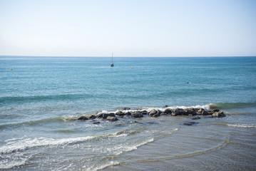 Mediterranean Sea, Sitges