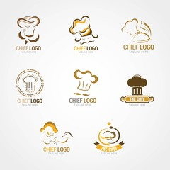 Chef Logo Design Template