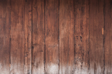 Old wall wood background texture, for retro background