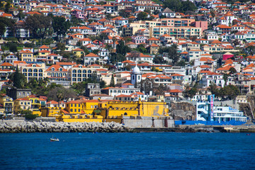 An der Südküste von Madeira