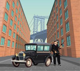 New York Mafia Gangster