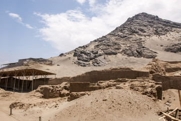 Chan Chan Archeological Site in Trujillo - Salaverry Peru