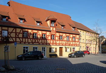 Fachwerkhaus in Hersbruck