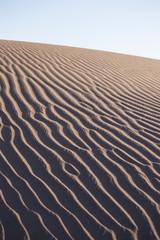Wall Murals Morocco duna di sabbia
