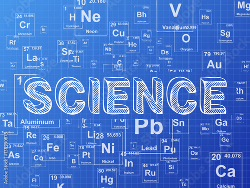 Science element blueprint background stock image and royalty free science element blueprint background malvernweather Choice Image