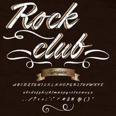 Font handcrafted vector script alphabet font vector, design,handwritten,brush,retro,old style design,vector letters,vintage,labels,illustration
