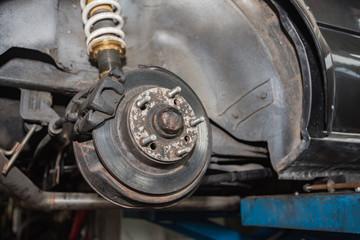 car wheel repair, brake repair, car wheel and brake repair