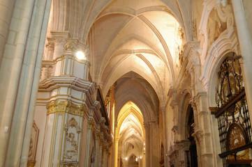 Techado de la catedral de Cuenca