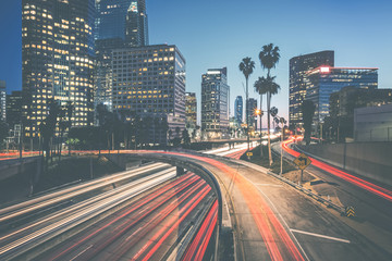 Downtown Sunset - Los Angeles