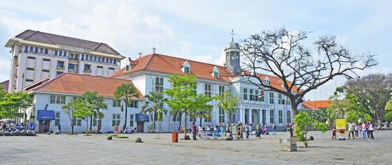 Fotobehang Indonesië Jakarta, Indonesia: Jakarta History Museum