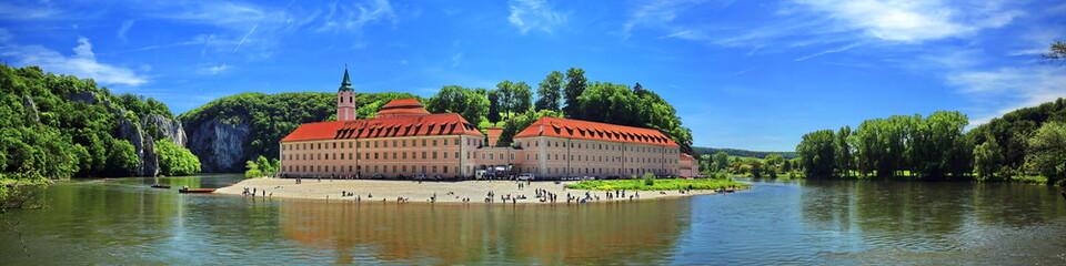Fototapete - Kloster Weltenburg