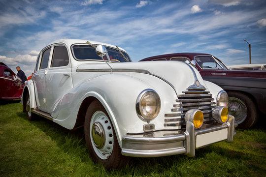 vintage transport retro car