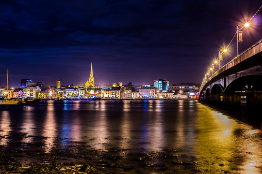 The longest Irish bridge