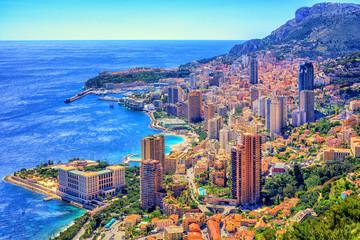 Monaco and Monte Carlo, Cote d'Azur, Europe