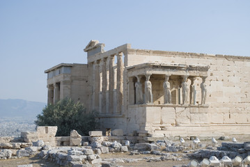 Acropolis of Athens - Greece -