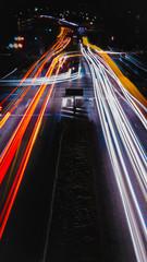 Street light paninting