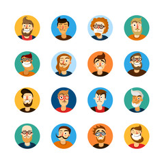 Men Userpic Set