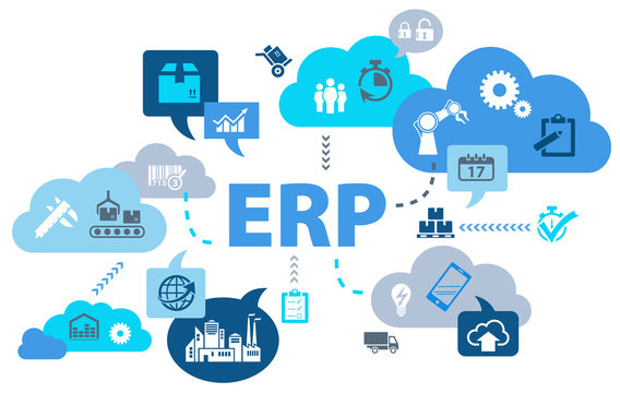 ERP System Concept