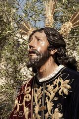 misterio de la hermandad de Montesión, semana santa de Sevilla