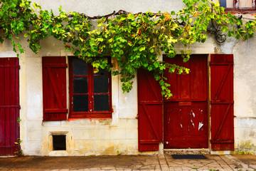 Door, Window, Shutter, France